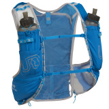 Ultimate Direction Ultra Vest 5.0, blue, rear view