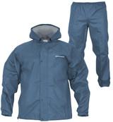 Blue - Sporttek II Rain Suit