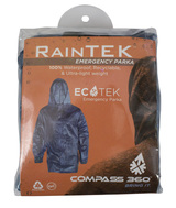 Emergency Rain Parka