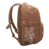 Slumberjack Deadwood 30 Backpack, Realtree Edge print, side view
