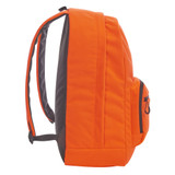Slumberjack Spotter Blaze 30 backpack, bright orange, side view