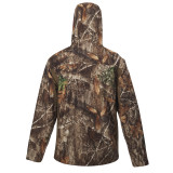 Slumberjack Reticle Jacket, Realtree EDGE Camo, rear view