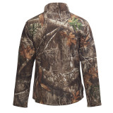 Slumberjack Broadhead Jacket, Realtree EDGE Camo, rear view
