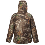 Slumberjack Muzzle Parka, RealTree EDGE Camo, rear view