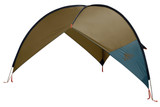 Fallen Rock - Kelty Sunshade With Side Wall, shown without side wall