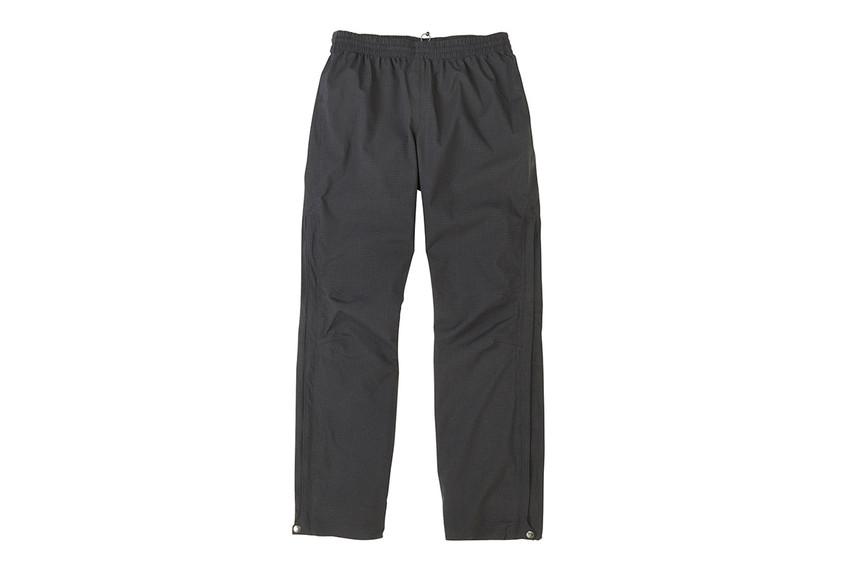 Front view of the Sierra Designs Women's Elwah Pant, black