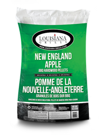 Louisiana Grills Pellets 40lb New England Apple