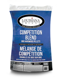 Louisiana Grills Pellets 20lb Competition Blend