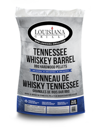 Louisiana Grills Pellets 20lb Tennessee Whiskey Barrel