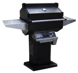 Phoenix Grills Black Gas Grill On Aluminum Deck/Patio Mount - PFMGBOP