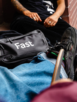 Fast fanny pack