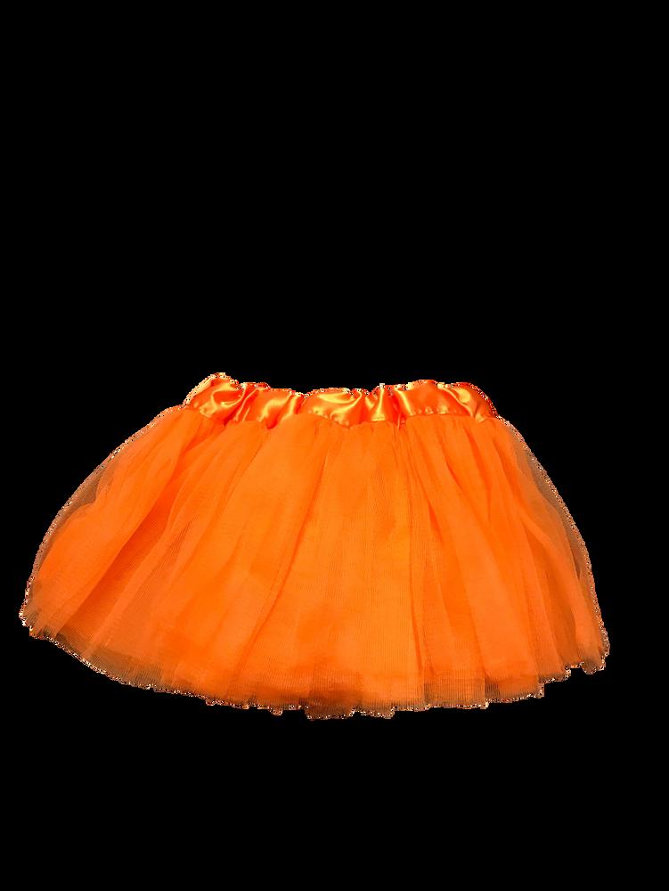 Orange Baby Tutu