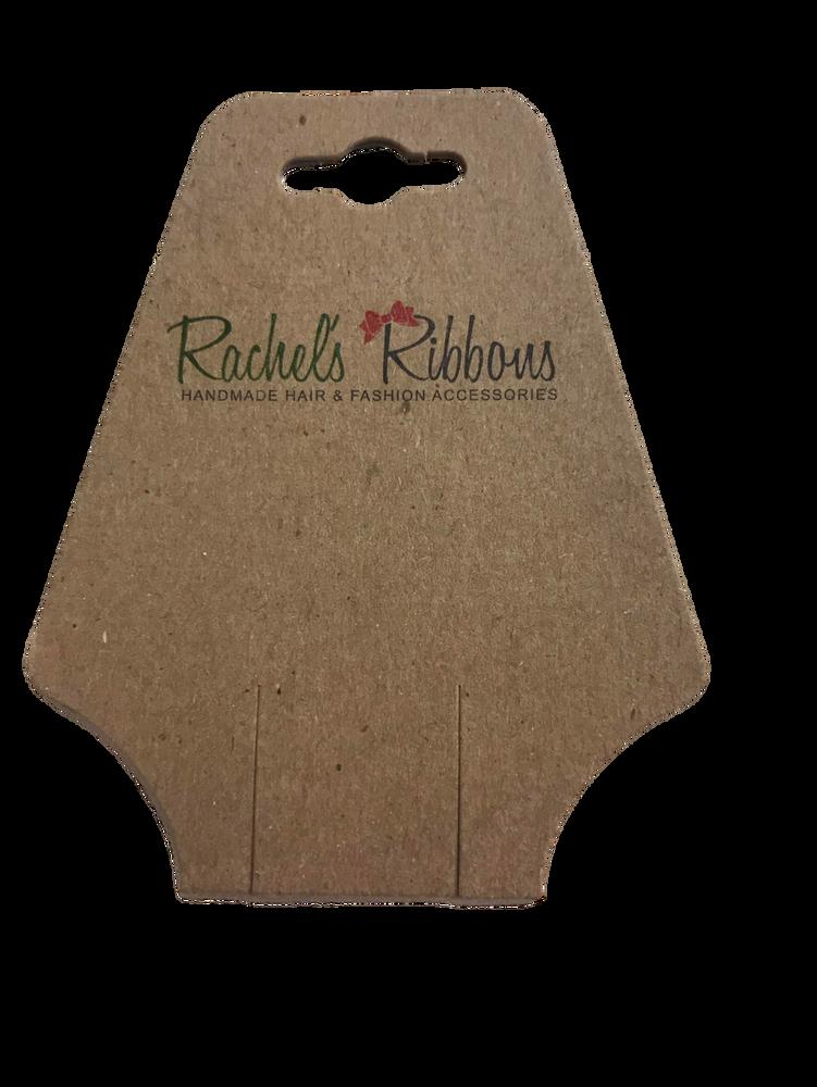 Foldable Hard Headband Card