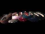 Satin Covered Headband with Moleskin  -grouping