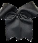 Jumbo Basic Cheer Bow w/ Long Tail