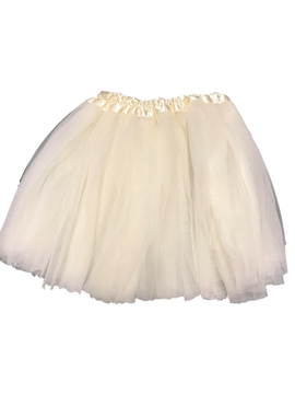 Antique White Tutu