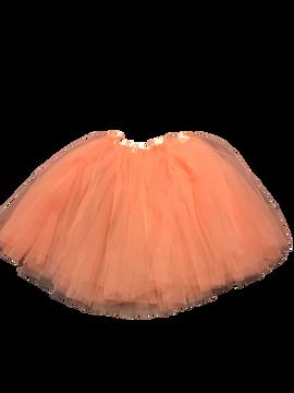 Peach Tutu