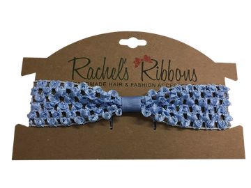 Crochet Headband With Loop Only