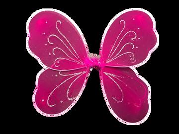 Shocking Pink Wing