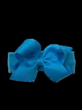 Knit Headband with Bow
