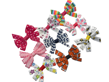 Infant Clip - Patterns