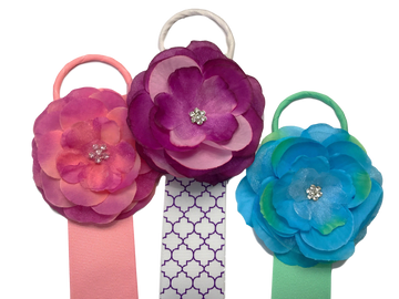 Flower Bow Holders