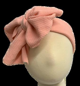 Fabric Bow Headwrap