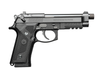 Beretta M9a3 9mm Blk 5 17+1 Decocker
