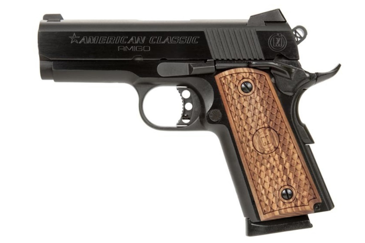American Classic Amigo 1911 45acp Blue 7+1