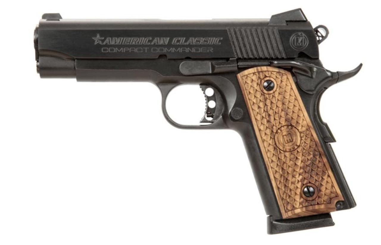 American Classic Commander 1911 45acp Blue 8+1