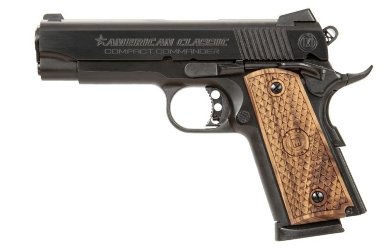 American Classic Commander 1911 9mm Blue 9+1