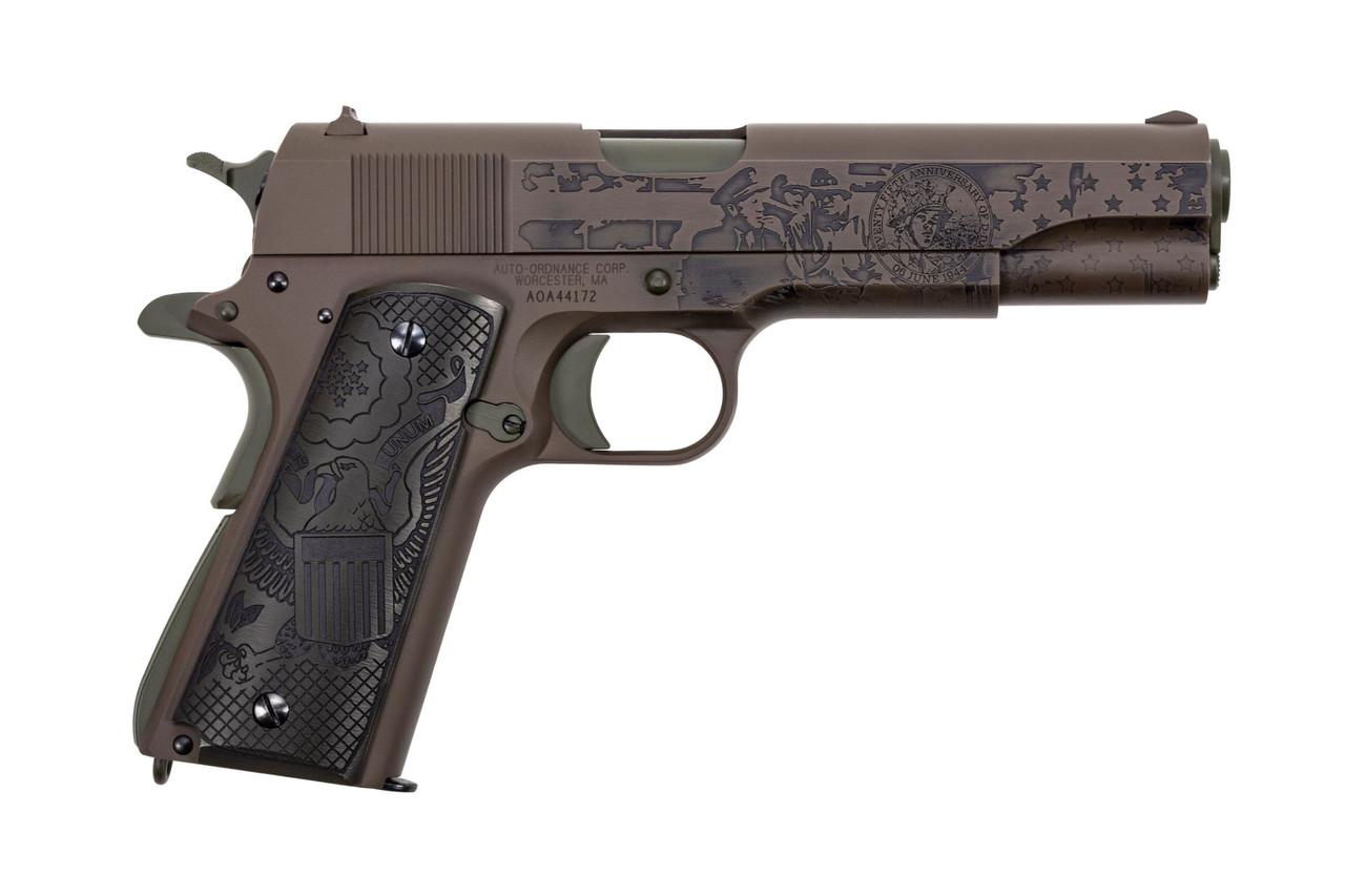 Auto-Ordnance - Thompson The General 1911a1 45acp 7+1