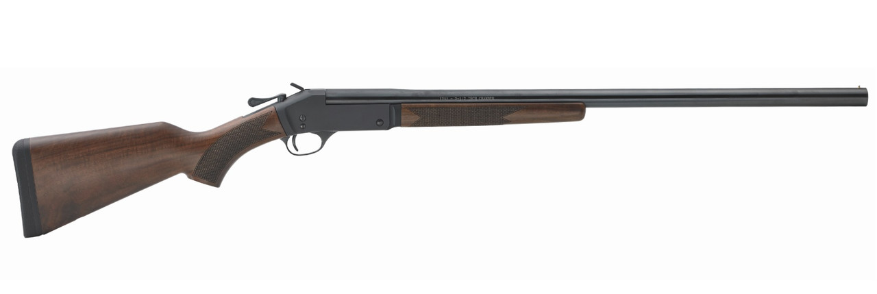 Henry Repeating Arms Singleshot Steel 12/28 Bl/wd