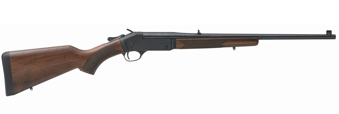 Henry Repeating Arms Henry Singleshot 308win Bl/wd