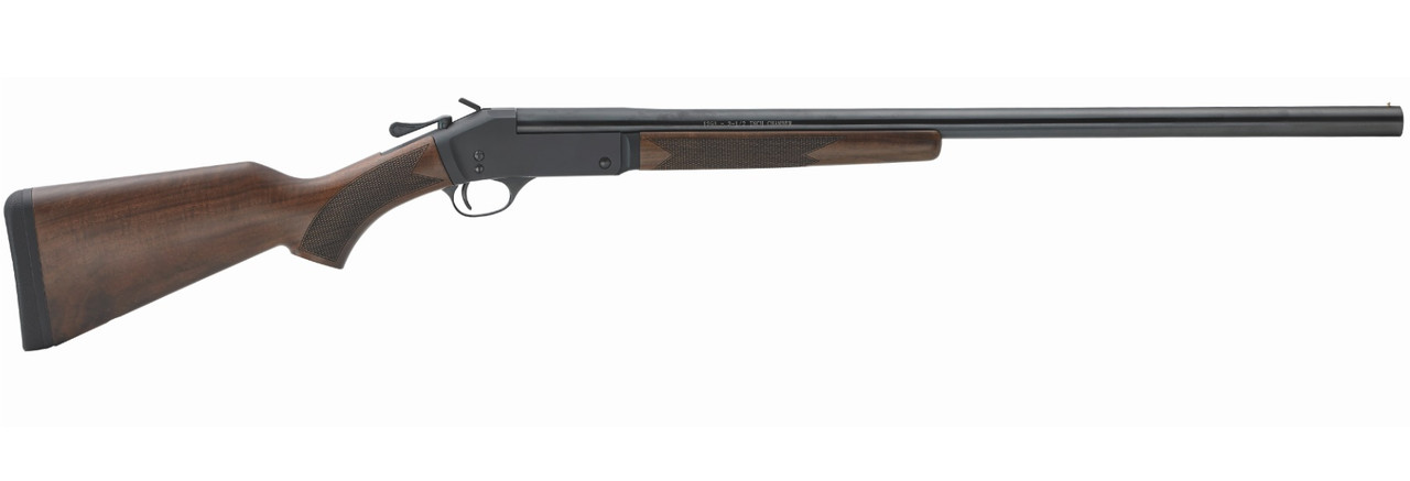 Henry Repeating Arms Singleshot Steel 410/26 Bl/wd