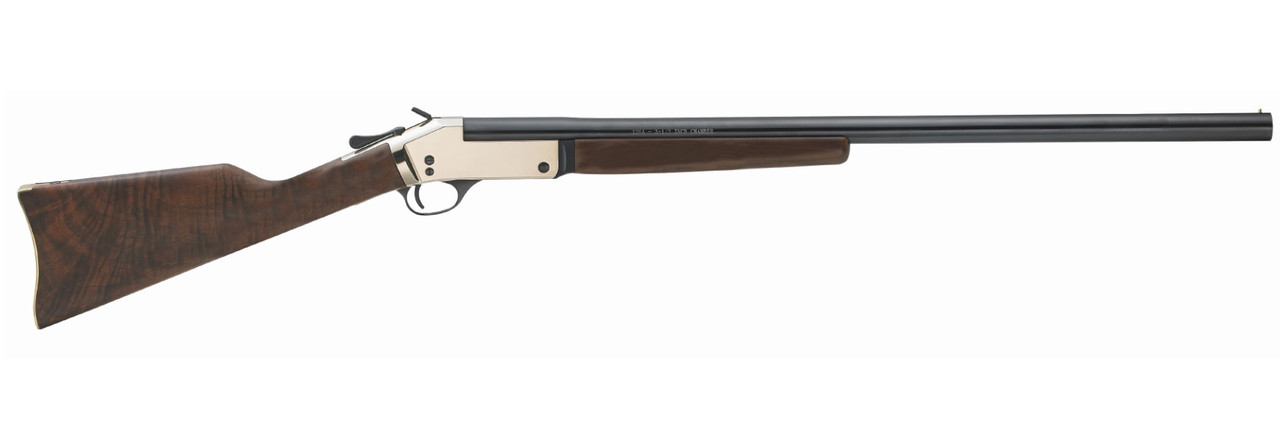 Henry Repeating Arms Singleshot Brass 12/28 Bl/wd