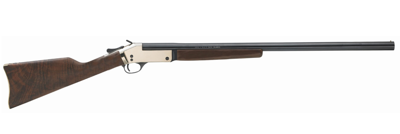 Henry Repeating Arms Singleshot Brass 20/26 Bl/wd