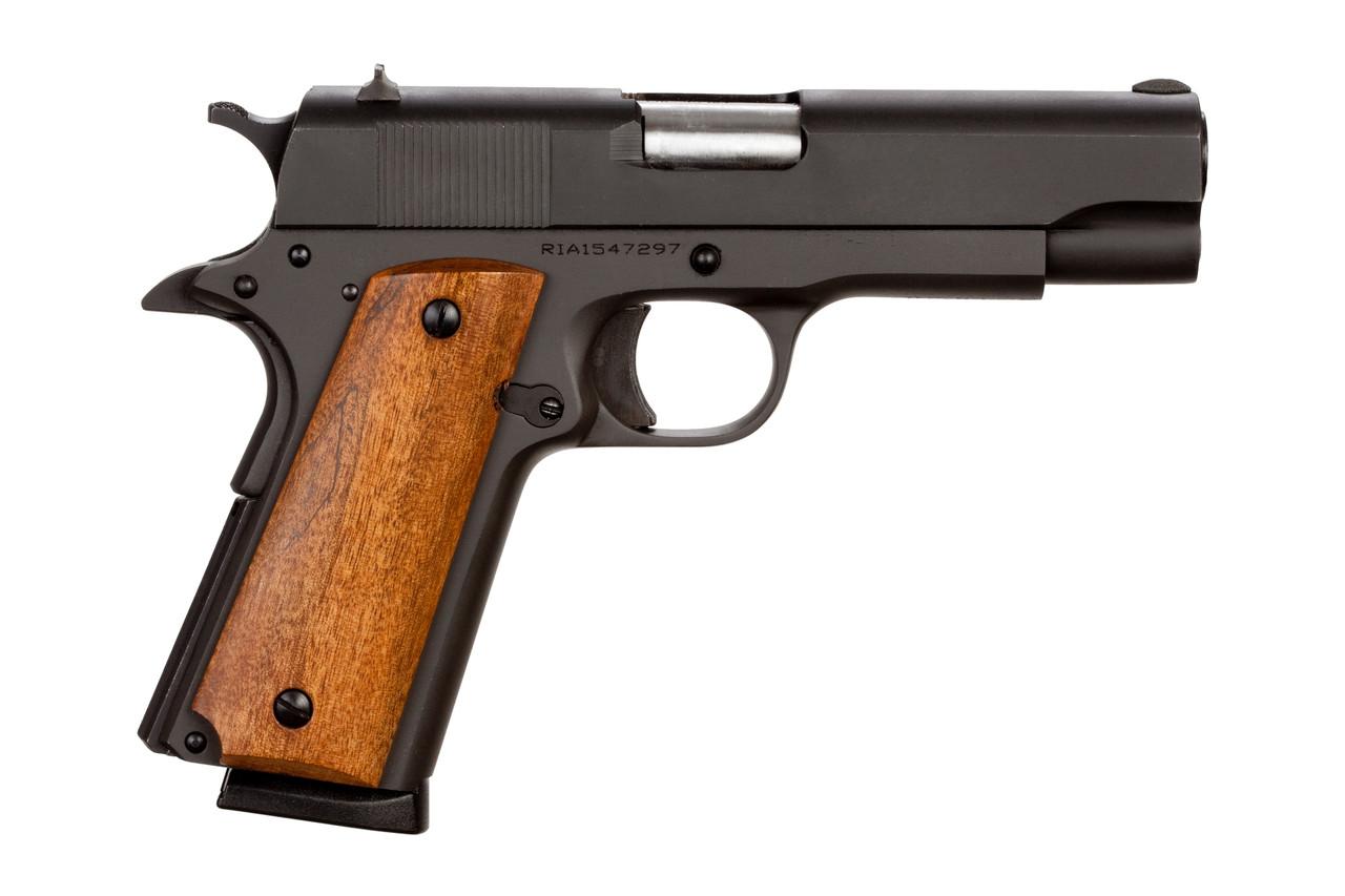 Rock Island Armory M1911-a1 Gi 1911 45acp 4 Ma