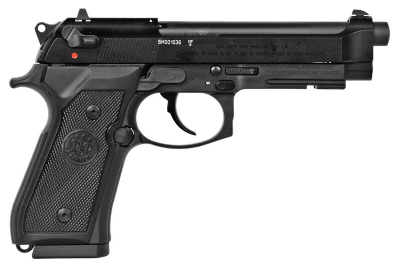 Beretta M9a1-22 22lr Blk 4.9 15+1