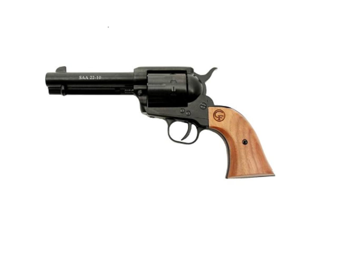 Chiappa Firearms Chiappa 1873-22 Rev 22lr Bl/wd