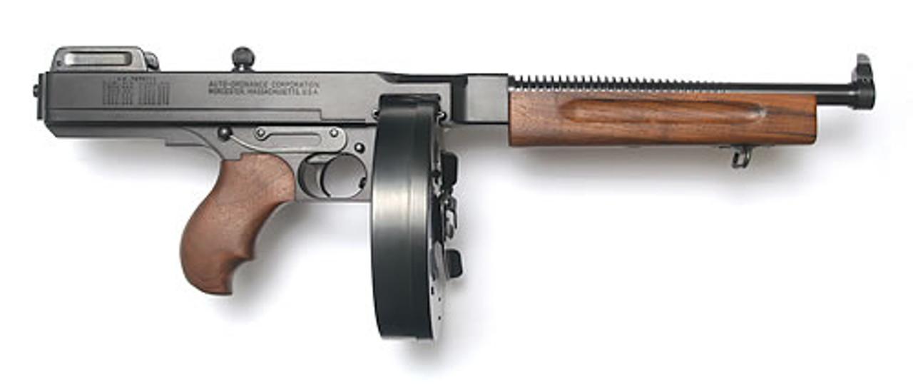 Auto-Ordnance - Thompson 1927a-1 Deluxe 45acp Pistol