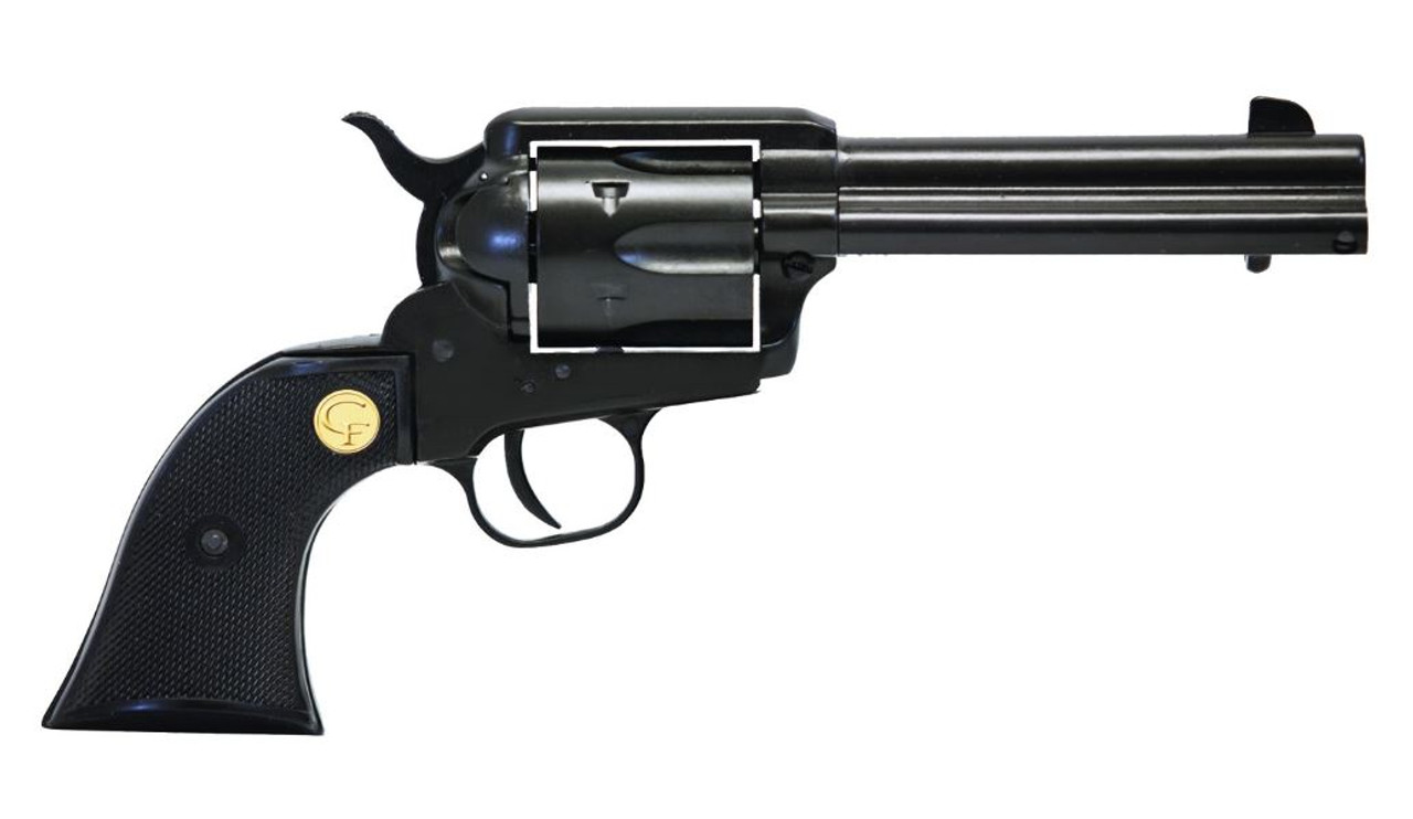 Chiappa Firearms Chiappa 1873-22 Rev 22lr Black