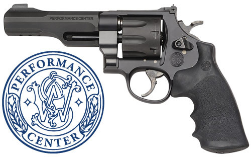 Smith and Wesson 327 Trr8 357mag 5 Blk As 8rd