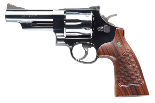 Smith and Wesson 29 44m/44s 4 6rd Bl/wd As