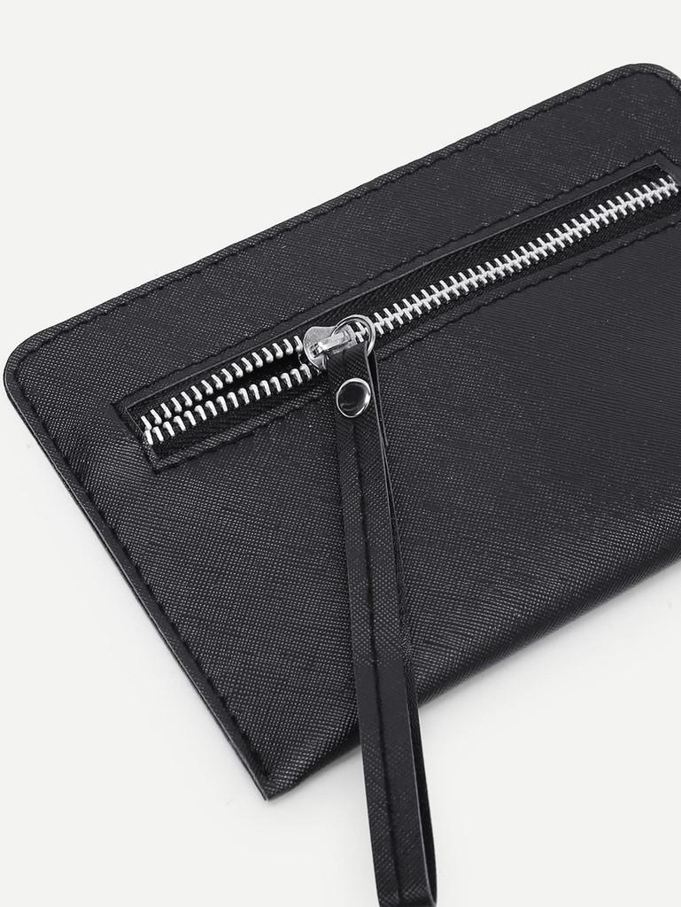 Faux Leather Backpack Set 3pcs