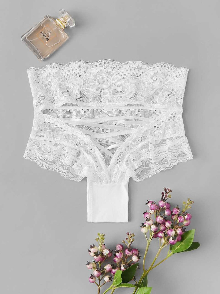 e0100545cb2 Floral Lace Panty Click here to enlarge
