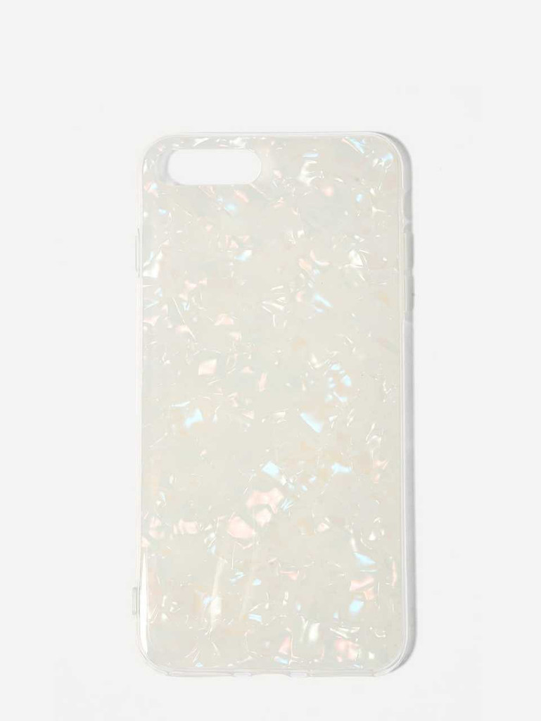 Shell Pattern iPhone Case - ONE COLOR