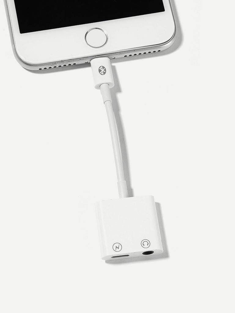 iPhone Audio Charging Adapter