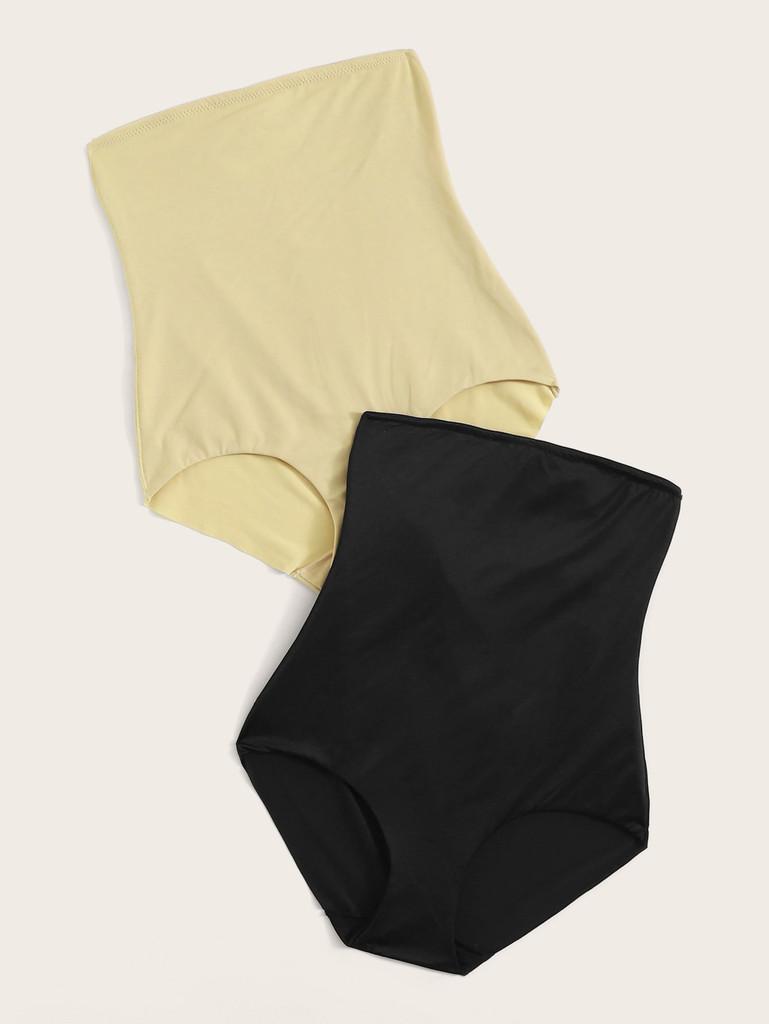 High Waist Shapewear Panty Set 2pack