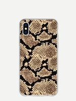 Snakeskin Pattern iPhone Case - 2331de5f